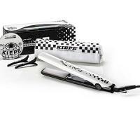 Kiepe Active HD Professional - Fer à lisser - Blanc et noir 230 °C/446 °F
