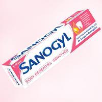 Sanogyl Dentifrice Soin Essentiel Gencives Aux huiles essentielles de Sauge et eucalyptus (tube 75ml)