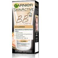GARNIER SkinActive BB crème Classique soin miracle Perfecteur 5 en 1 Claire (40ml) 3600541116146