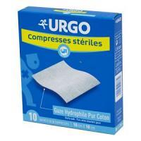 Urgo Compresses Steriles 30X30cm Boite de 10