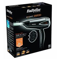 Babyliss Sèche cheveux Ionic Expert 2200 D341E IONICERAMIC + D