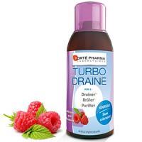 FortePharma Turbo draine Minceur framboise (500 ml)