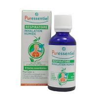 Puressentiel Inhalation Humide Respiratoire 50ml
