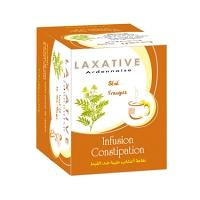 Luquidation de Stock Ardennaise tisane laxative 12 infusettes 04/19