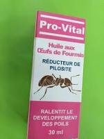 Pro-vital huiles aux oeufs de fourmis 30ml