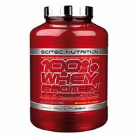 Scitec Nutrition 100% Whey Protein Miel Chocolat 2350g