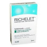 Richelet force du Cheveux anti-chute 30 comprimés