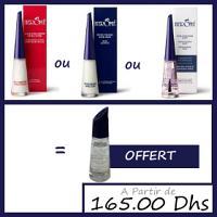Offre Herôme Durcisseur Vernis à Ongles 10 ml + Mini dissolvant OFFERT