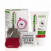 Gilbert Parasidose Poux-Lentes Soin Traitant (Dès 3 mois)100ml