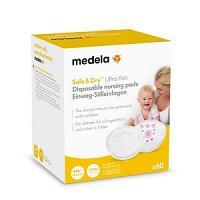 MEDELA Coussinets D'allaitement Jetables 60 PCS