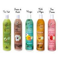 Bio seasons gel douches choix de parfums (1 litre)