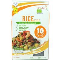 Slendier Organic Konjac Rice Style 400g