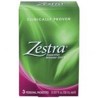 Zestra Essential Arousal oils 3 paquets personnel (Le viagra au féminin)