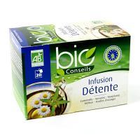 Bio conseils Infusion Détente Bio (20 sachets)