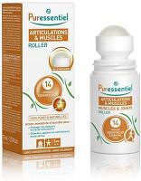 Puressentiel - Articulations et Muscles - Roller aux 14 Huiles Essentielles 75 ml
