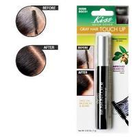 Kiss quick cover mascara cheveux gris choix de couleurs 7g
