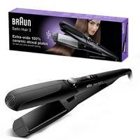 Braun Lisseur Satin Hair 3 wide plates ES1 st310 garantie 2 ans