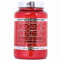 Scitec Nutrition 100% Whey Protein Fraise Blanc 920g