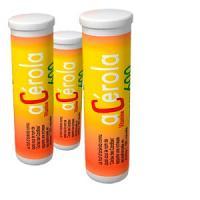 Acérola 600  Comprimés à Croquer (3 tubes de 14 comprimés)
