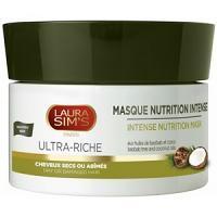 LAURA SIM'S Masque Nutrition Intense à  l'huile de baobab et coco 200ml