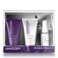 Antichute Nanogen kit de voyage Épaississant pour cheveux fins