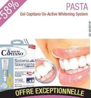 Pasta Del Capitano Ox-Active Whitening System