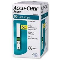 Accu-Chek Active 50 Bandelettes