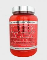 Scitec Nutrition 100% Whey Protein Vanille 920g