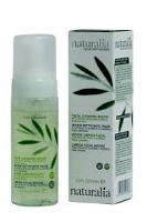Naturalia Mousse nettoyante visage anti-âge et rafraîchissante pour peaux sensibles 150 ml