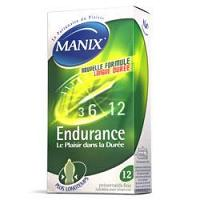 Manix Endurance 12 preservatifs