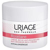 Uriage Roséliane Crème Riche Anti-Rougeurs - Pot (50 ml)