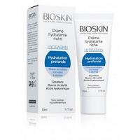 Bioskin hydraskin crème hydratante riche 50 ml