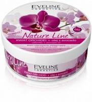 Eveline nature line crème hydratation intense huile d'orchidée et d'avocat 210ml