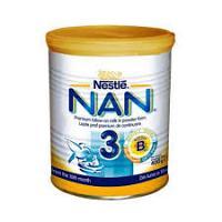 Nestlé Nan 3 préparation de suite junior enrichie en Fer 400 g