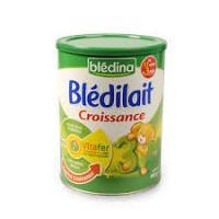 Blédina - Blédilait Lait de Croissance - 3eme Age (400g) 12- 36 mois