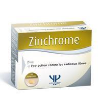 Yves Ponroy Zinchrome 30 Comprimés