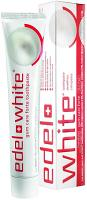 Edel white dentifrice protecteur fort de gencives 75ml