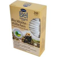 Bel Nature 200 Bâtonnets cotton organique Bio 100%
