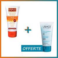 Offre Uriage Crème Extrême SPF 90 50ml + Gelée Gommante Douceur 50ml Offerte