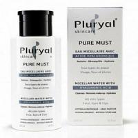 Pluryal® Skincare Pure Must Eau micellaire avec acide hyaluronique