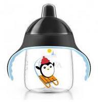 Avent Tasse Pingouin Avec Anses Anti-Derapante 340 ml 18 mois+
