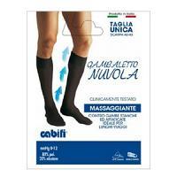 Cabifi chaussettes hommes coton noir 70 DEN compression moyenne (MMHG 13-17)
