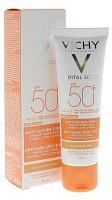 Vichy capital soleil Soin anti-taches teinté 3-en-1 SPF50+