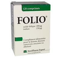 Folio Complément Alimentaire 120 comprimés