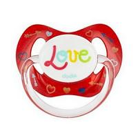Dodie Sucette physiologique silicone +18 love P61