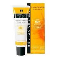Heliocare 360° fluid cream gel protecteur solaire spf50+ (50ml)