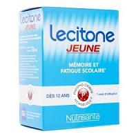 Nutrisanté Lecitone Jeune mémoire et fatigue scolaire (60 gélules)
