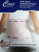 Liquidaiton Case Back brace medical sport bandage T: M (Emballage endommage)