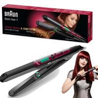 Braun Lisseur Satin Hair™ slim plates 7 Colour ST750 garantie 2 ans