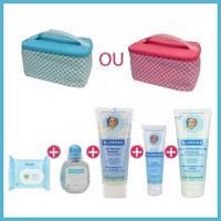 Offre Klorane Pack Les Essentiels du Bain, De La Toilette et Du Change Pour Votre Bébé + Trousse offerte